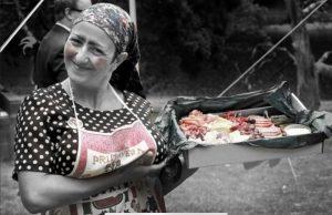 Photo of entertainer Mamma Rosa