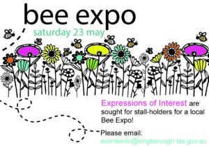 Poster for Bee Expo